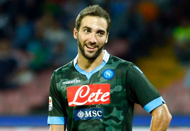 Dortmund a great test for Napoli, says Higuain