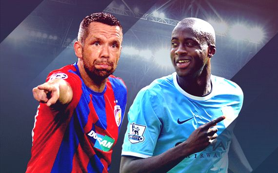Manchester City vs Viktoria Plzen