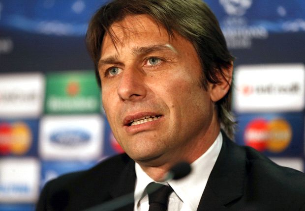 Antonio Conte Sambut Persaingan Serie A