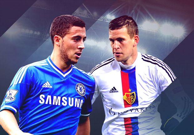 Treffen erneut aufeinander: Chelsea und Basel