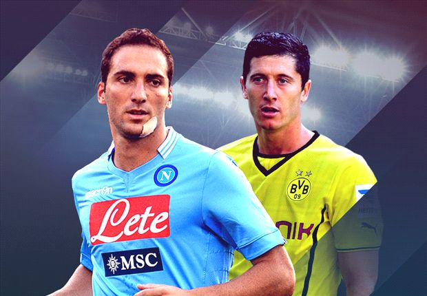 Napoli-Borussia Dortmund Betting Preview: Expect plenty of goals at the San Paolo