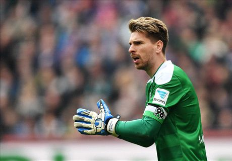 EXCL: Zieler wouldn't say no to Man Utd