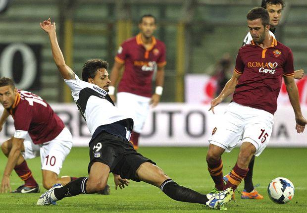 Der AS Rom konnte auch in Parma jubeln