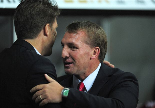 Liverpool boss Rodgers content with Swansea draw