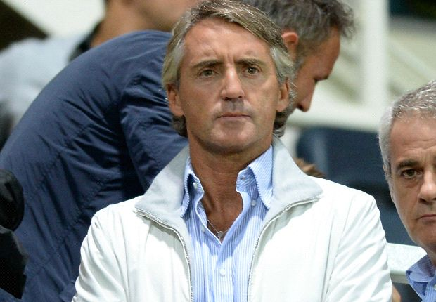 Mancini arrives in Istanbul to finalise Galatasaray deal
