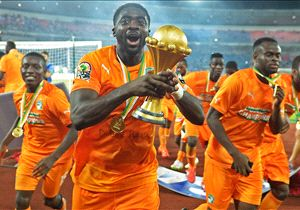The favourites for Afcon 2017