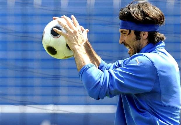 Gianluigi Buffon Recovers From Flu & Will Join Italy Squad - Report