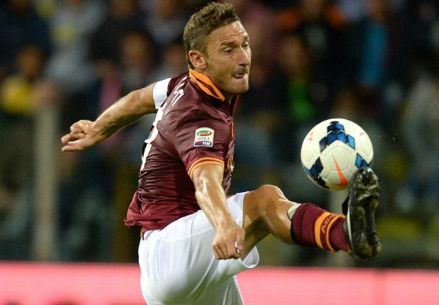 Serie A Team of the Week: Timeless Totti on top once more