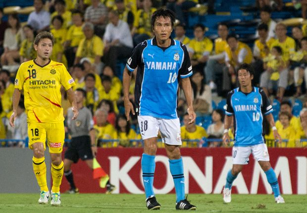 REVIEW J-League: Jubilo Iwata Makin Terancam, Papan Atas Tetap Sengit