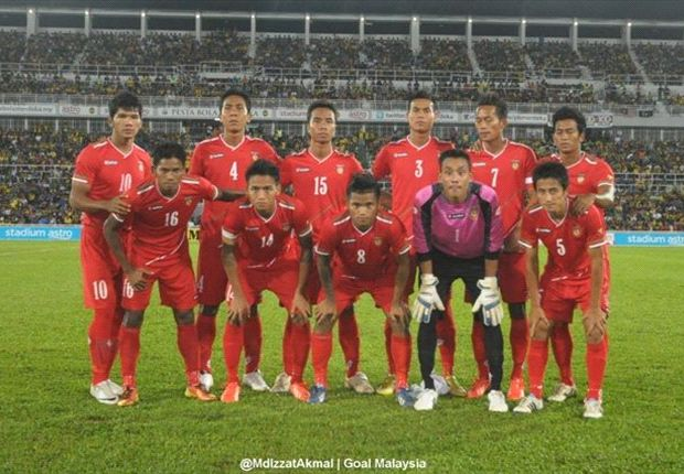 Myanmar coach Park: We are aiming for gold
