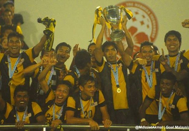Young Tigers won the Merdeka Tournament last month.