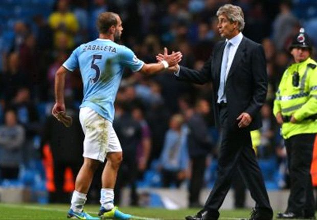 Zabaleta: Manchester City can end European pain