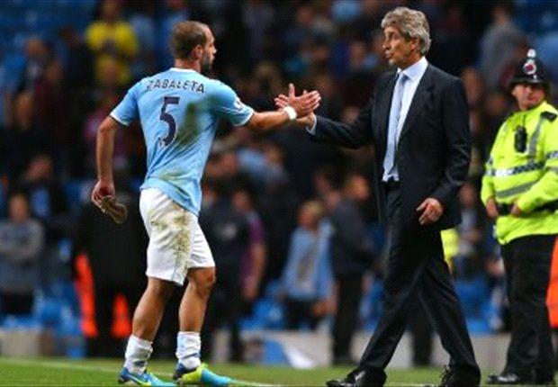 Zabaleta: Manchester City can end European pain