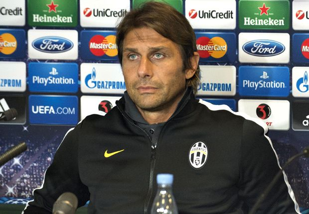 Criticism will only motivate Juventus, says Conte