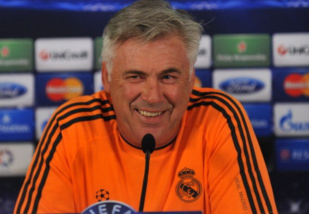 Ancelotti: Real Madrid must improve