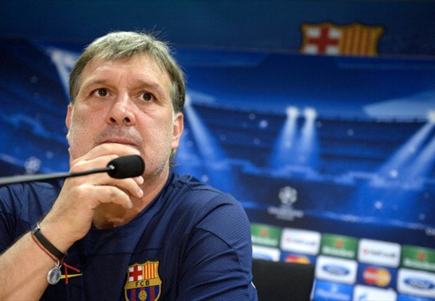 Martino: Barcelona can overcome Messi absence
