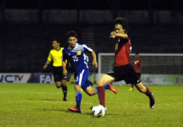 Singapore U19 exit on winning note