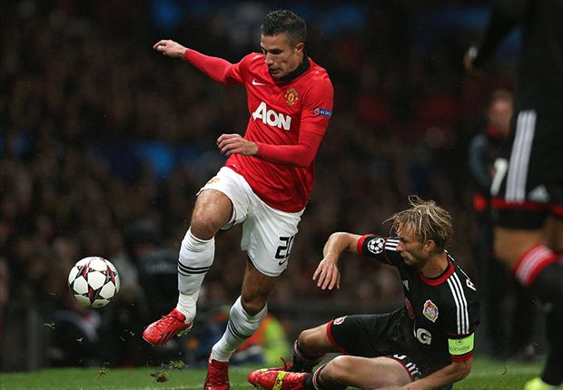 Leverkusen made things easy for Manchester United, admits Rolfes
