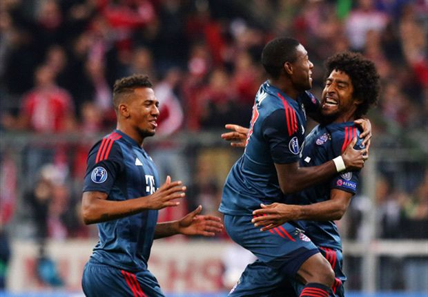 Betting round-up: Bayern favourites to win at City
