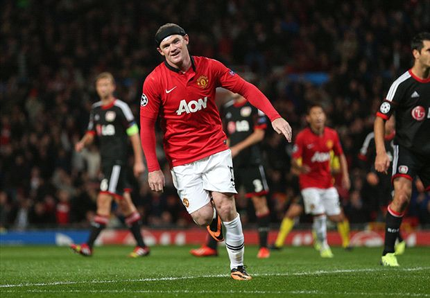 Wayne Veysey: Feisty Rooney back to his best