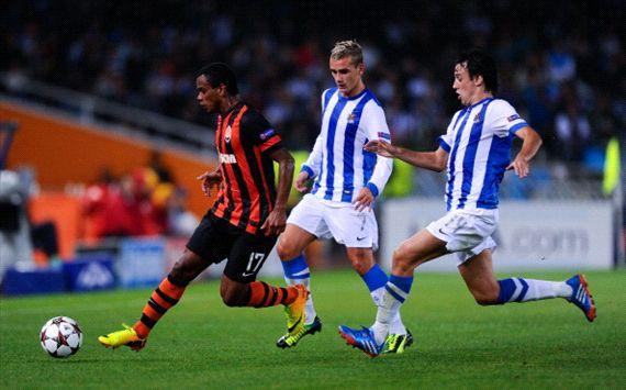 Shakhtar Donetsk vs Real Sociedad