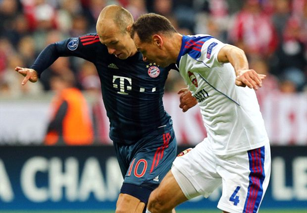 Robben: Bayern Munich in a process of development