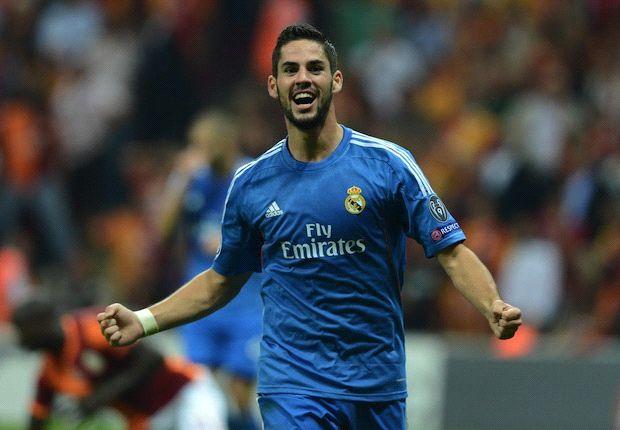Isco leitete das fröhliche Scheibenschießen von Real bei Galatasaray ein