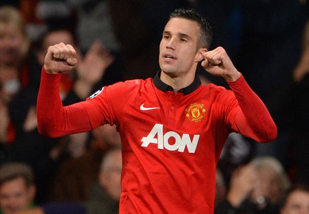 TEAM NEWS: Van Persie ruled out of Manchester derby with groin injury