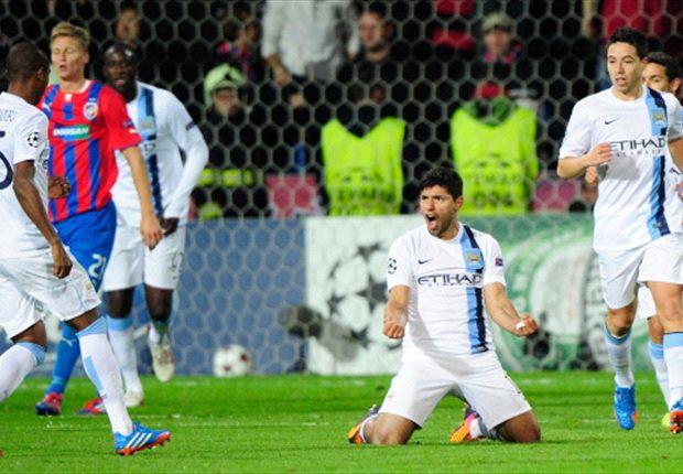 Sergio Agüero marcó el primer gol argentino de la fase de grupos