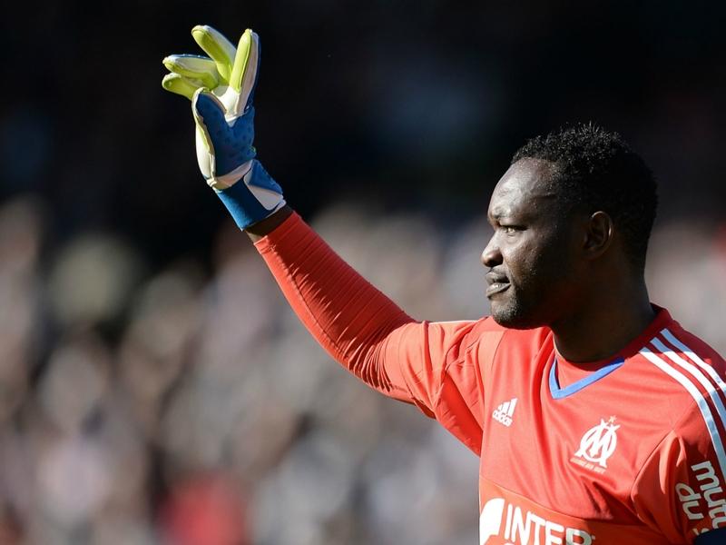 OM, Mandanda élu joueur du mois en Ligue 1