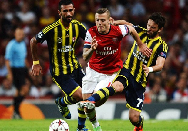 Jack Wilshere could be crucial to Arsenal's European hopes