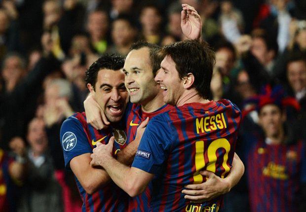 Andres Iniesta: Lionel Messi & Victor Valdes Menentukan