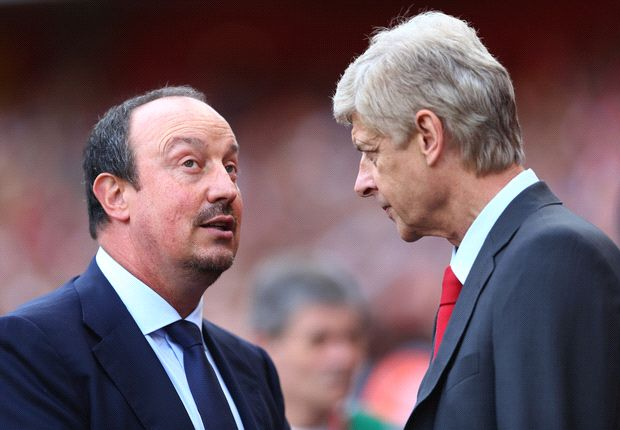 Wenger is the best manager in the Premier League, insists Benitez