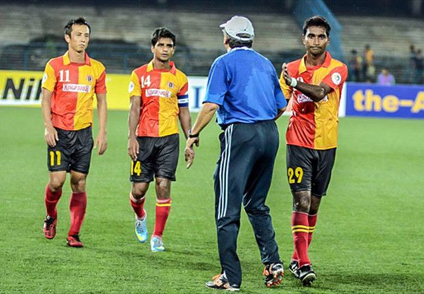Falopa denies any rift with Sueoka (Photo Credit: East Bengal F.C.)