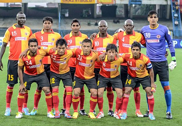 East Bengal practice session (credit: East Bengal FC)