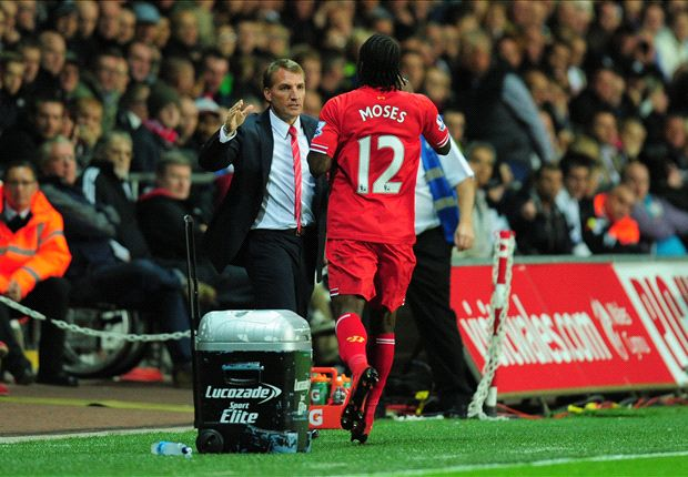 Rodgers hails Moses impact