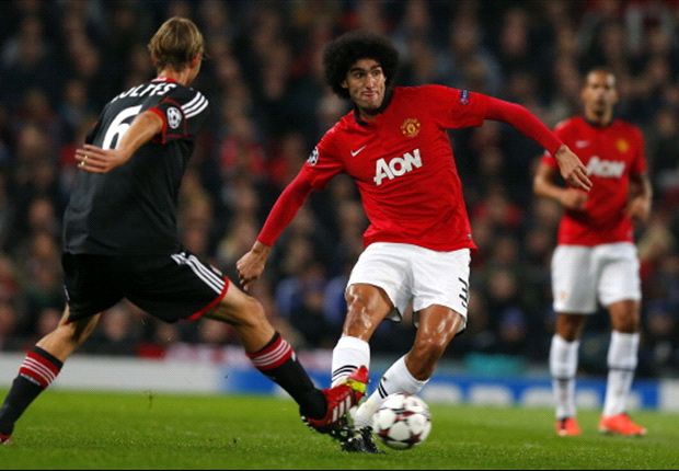Fellaini confirms Arsenal interest before Manchester United move