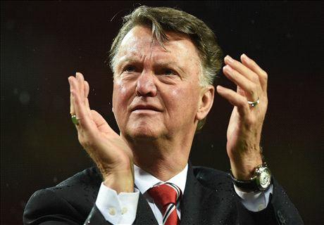'LVG did not get enough time at Man Utd'