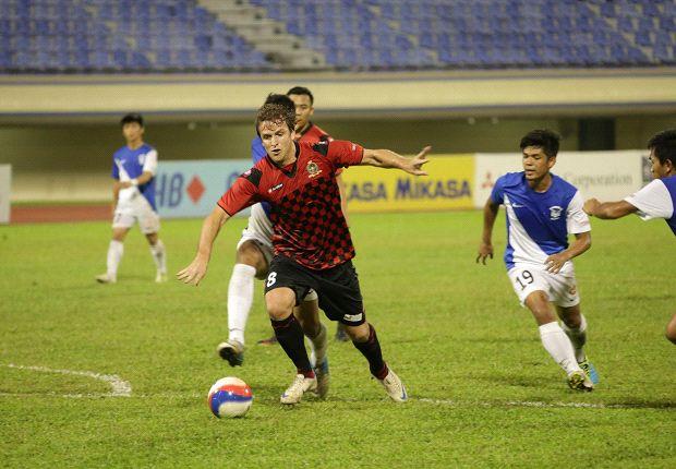 Brunei DPMM 3-1 Harimau Muda: Tosi brace helps Wasps down Young Tigers