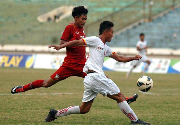 Pelatih Myanmar Geram Dengan Penampilan Wasit