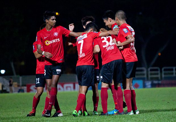 The friendly will give Young Lions players a chance to stake a claim for the SEA Games team