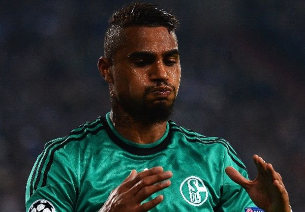 Boateng picks up knee injury