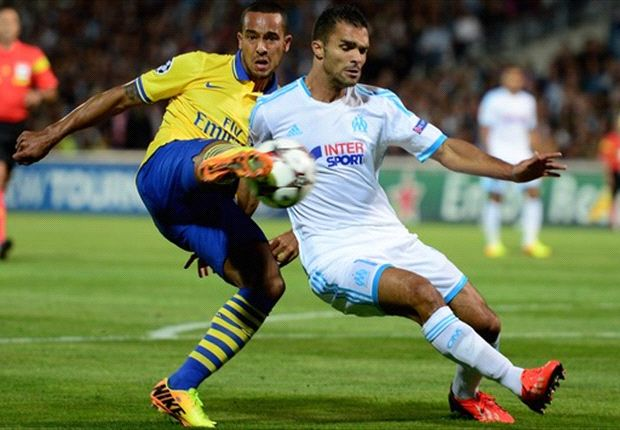 Marseille 1-2 Arsenal: Walcott & Ramsey gets Gunners off to perfect start