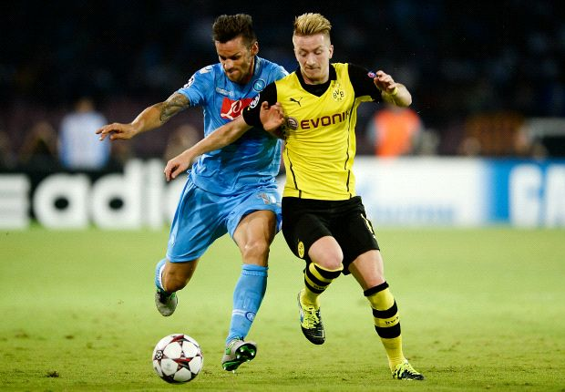 Debate: Dortmund or Napoli - who would you rather see in the Champions League knockouts?