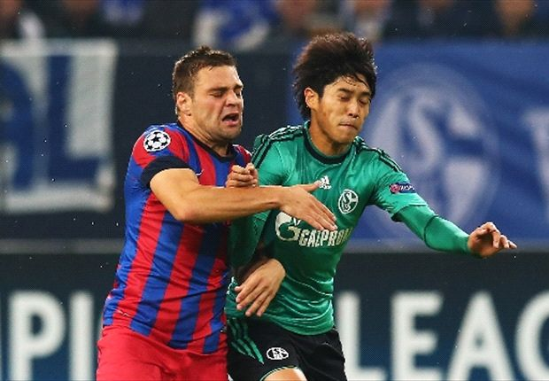 Schalke 3-0 Steaua Bucharest: Knappen trio seal battling win