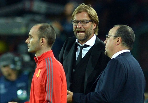 Klopp: 'I behaved like a monkey'