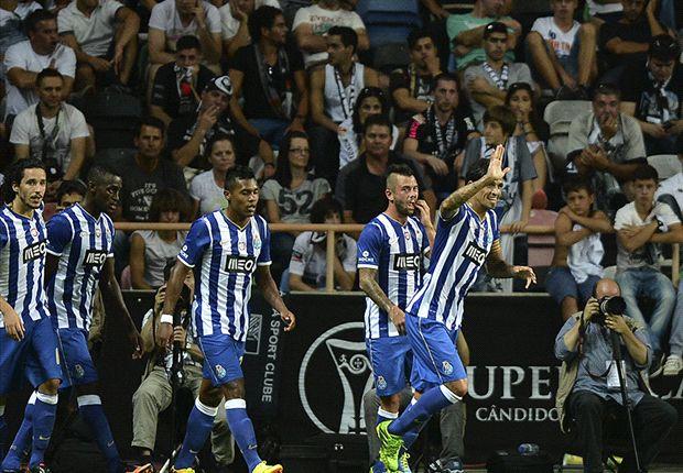 Porto heeft aan één goal genoeg in Wenen