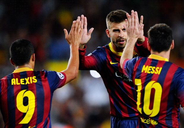 I'll laugh if Messi wins the Ballon d'Or - Pique
