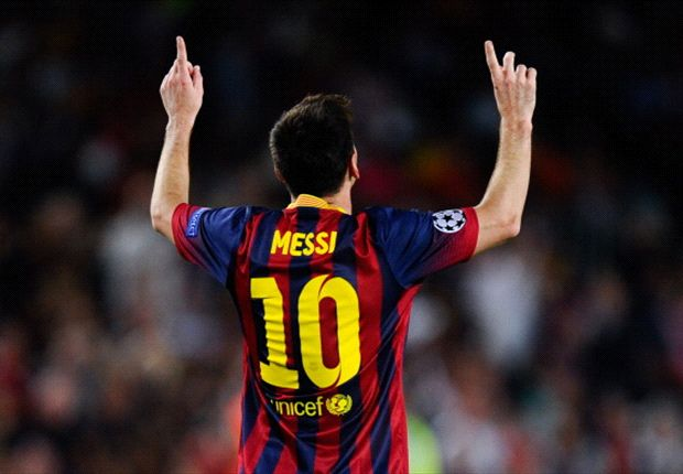 Messi has now scored more goals than any player in the history of Real Madrid