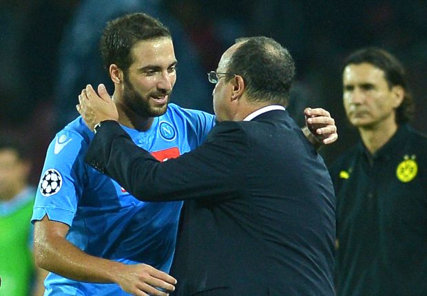 Napoli will get better & better, says Benitez